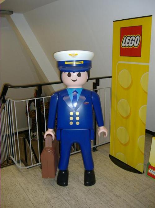 Playmobil spy