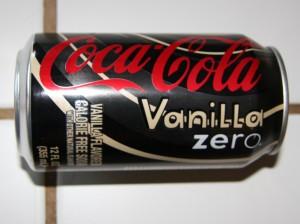 The abomination that is Coke Zero Vanilla.
