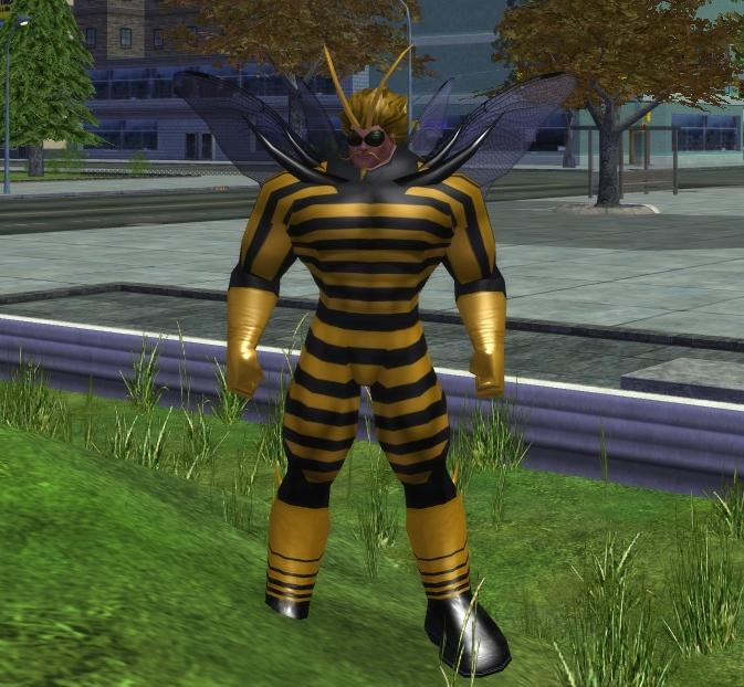 Spelling Bee in City of Heroes
