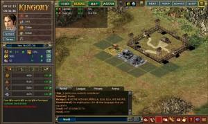 The Kingory Farm Screen