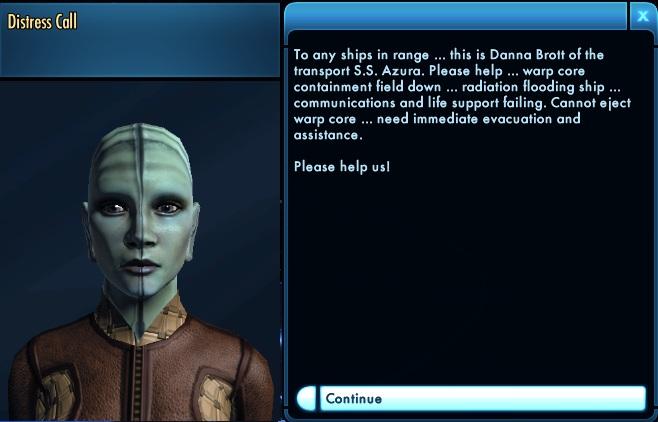Star Trek Online Tutorial 12 Distress Call