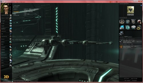 Arkenor In EVE Online 500x292