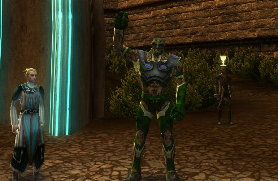 Ddo warforged fighter tank build