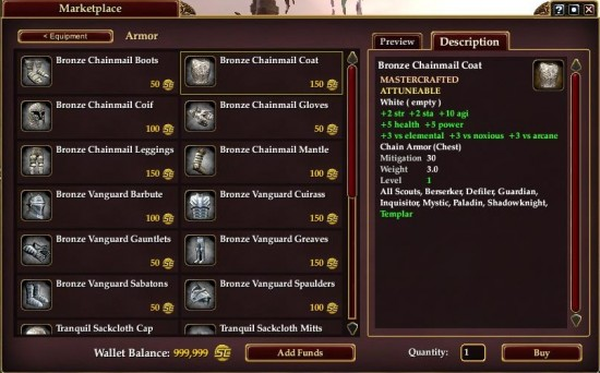 EQ2X Marketplace Armor 550x342