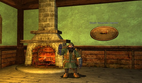 LOTRO Osgardh And His Giant Goldfish 550x324