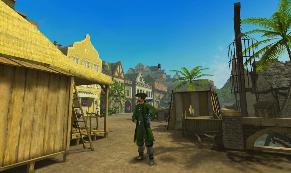 Pirates Of The Burning Sea Goes Free To Play Arks Ark