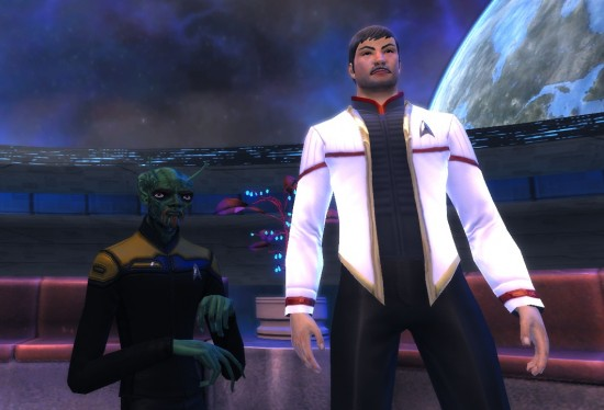Star Trek Online Ambassador Jiro Sugihara Of The Federation Diplomatic Corps 550x374