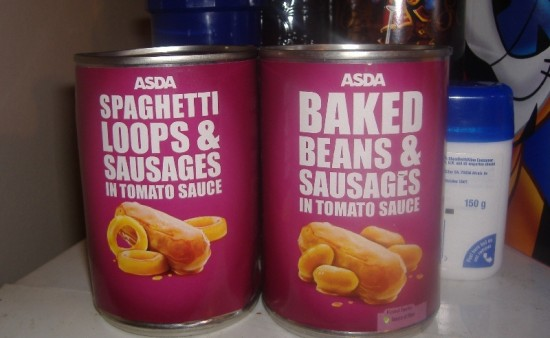 Tinned Sausage Decisions 550x338