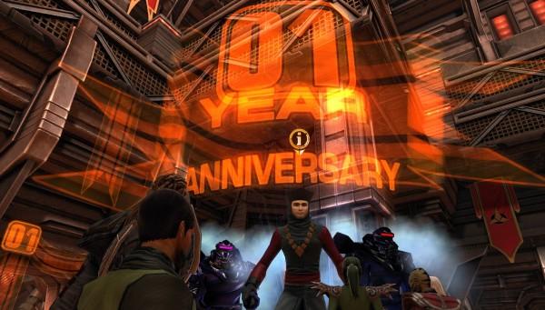 Star Trek Online Anniversary Klingon Q 600x341